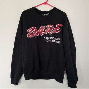 Sweaters - DARE Crew Neck Sweatshirt